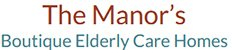 The Manor's Boutique Elderly Care Homes Logo